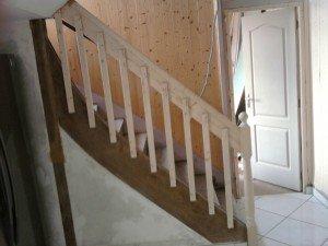 Ouverture dans monter d'escalier 0241-300x225