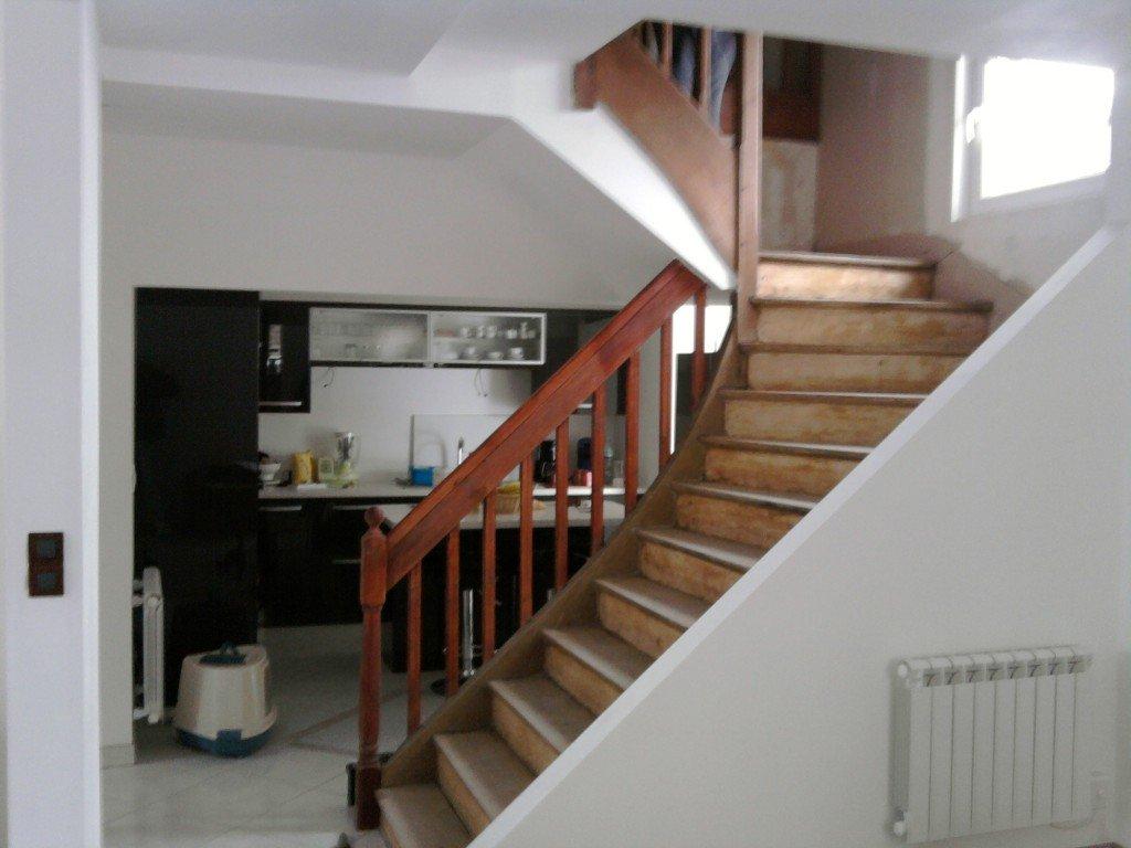 Ouverture dans monter d escalier at b s r r novation for Ouverture tremie pour escalier